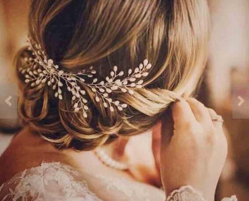 Wedding Hairdressers Ilkley - Claire Wareham Hair Dressers