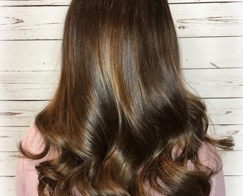 Hairdressers in Ilkley Claire wareham hair and beauty